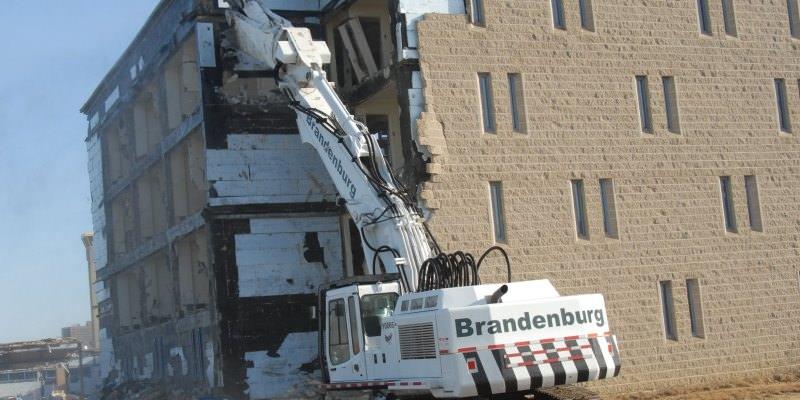 تخریب-ساختمان