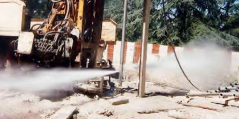 بهسازی خاک به روش اختلاط عمیق
