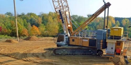 بهسازی خاک به روش پیش بارگذاری
