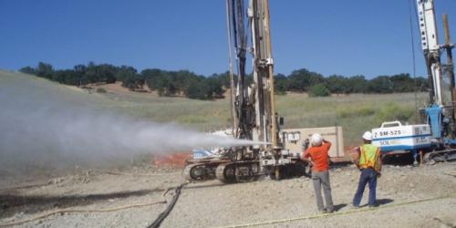 بهسازی خاک به روش اختلاط عمیق(جت گروتینگ)