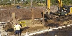 خاکبرداری ساختمان چیست و مراحل آن کدامند؟