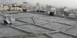 شیب بندی ساختمان و انواع آن