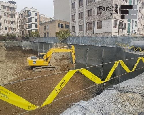 پروژه ساختمان مدرسه سبز