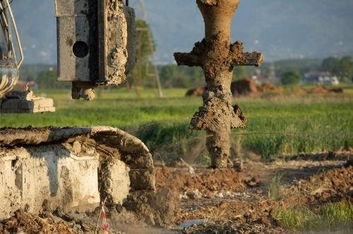بهسازی خاک